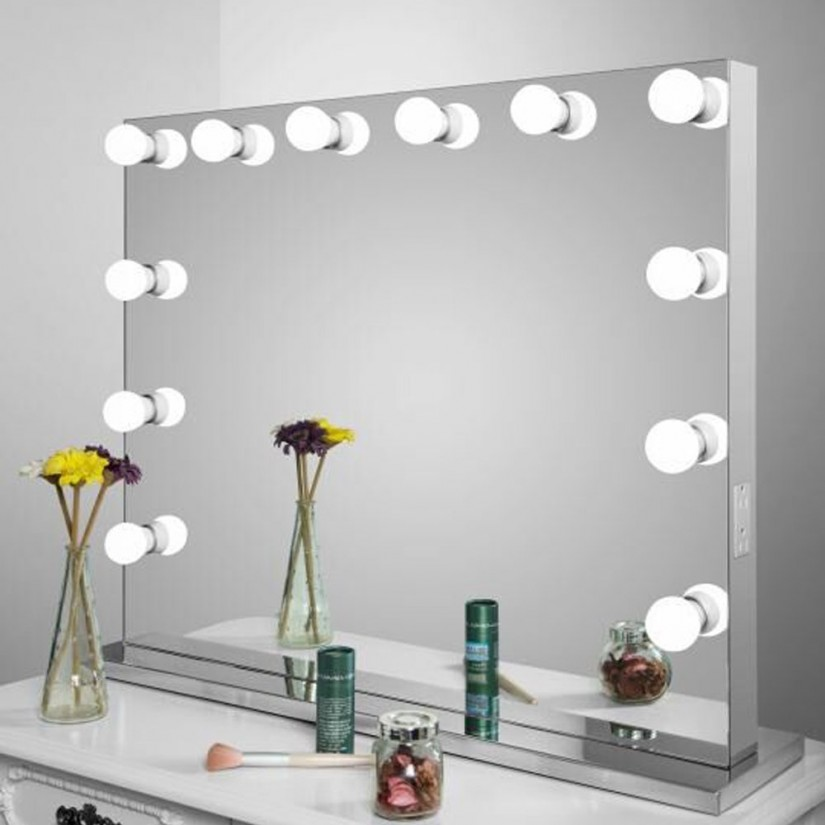 Lighted Vanity Mirrors | Hollywood Vanity Mirror With Lights | Hollywood Glamour Mirror