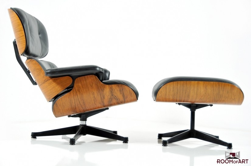 Lounge Chair Herman Miller | Ottoman Lounge Chair | Eames Lounge Chair And Ottoman