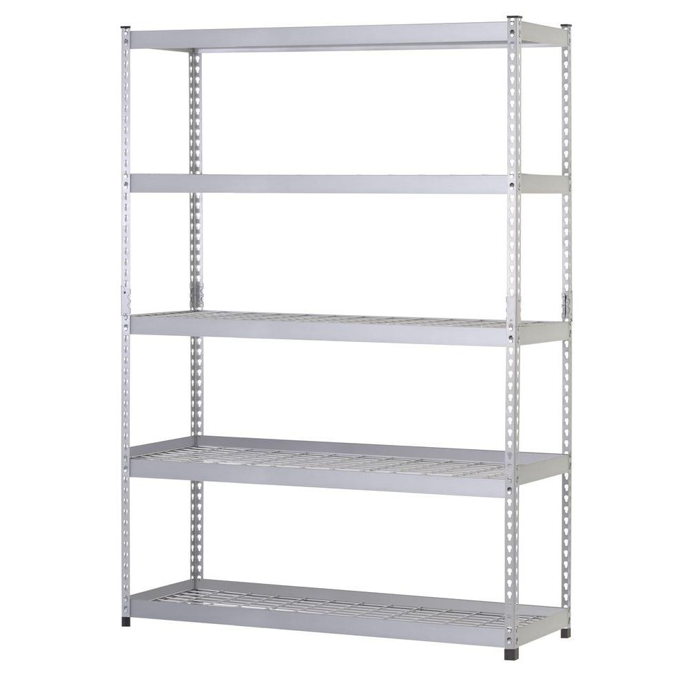 Lowes Closet Shelf | Utility Shelves Lowes | Lowes Wire Shelving