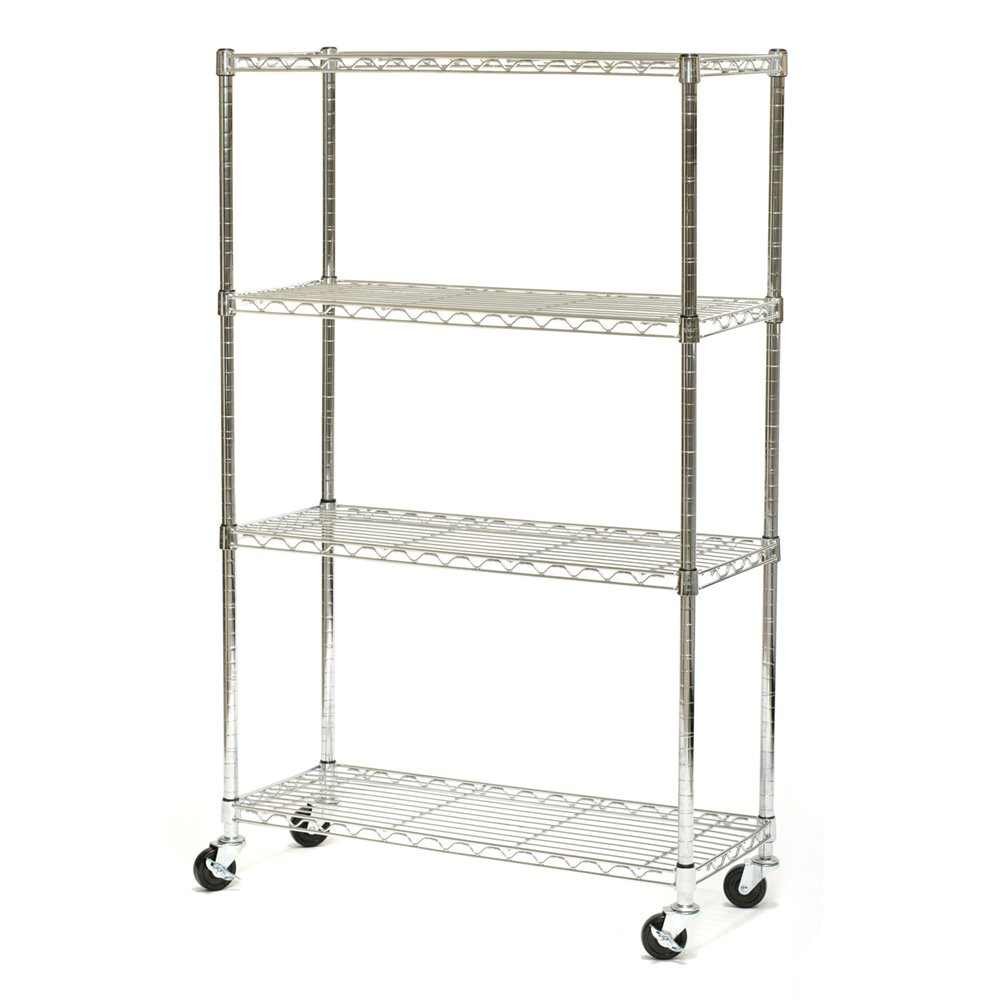 Lowes Closet Shelving System | Lowes Wire Shelving | Lowes Wire Storage Racks