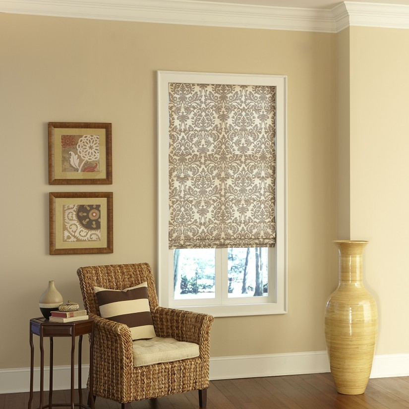 Lowes Shades | Lowes Bamboo Shades | Room Darkening Shades Lowes