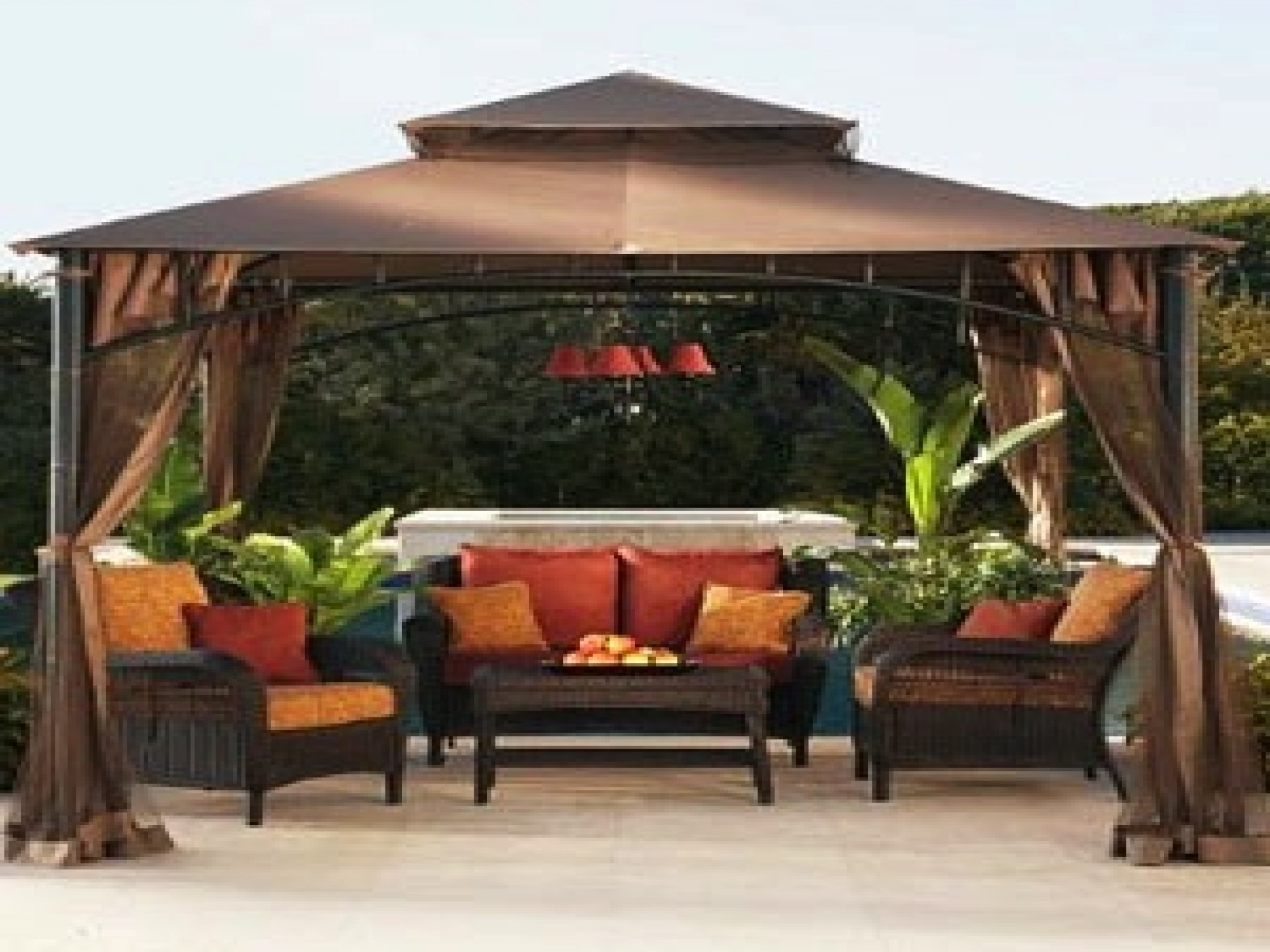 Lowes Sun Shade | Outdoor Bamboo Shades Lowes | Lowes Shades