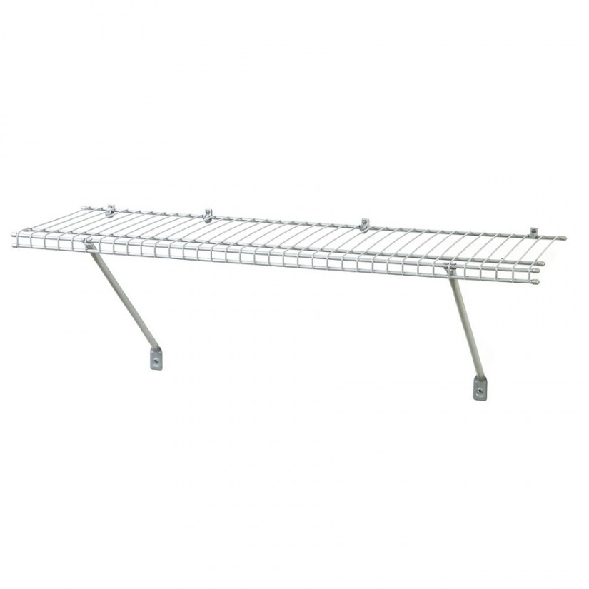 Lowes Wall Shelving Systems | Shelf Tech System Lowes | Lowes Wire Shelving
