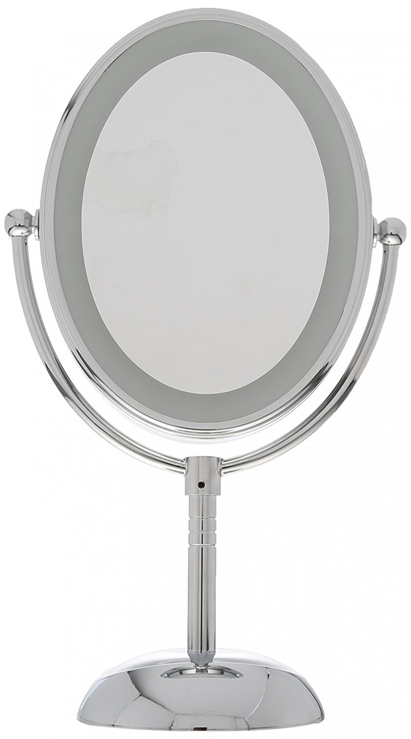 Magnifying Mirror Walmart | Conair Illumina Lighted Makeup Mirror | Conair Lighted Makeup Mirror