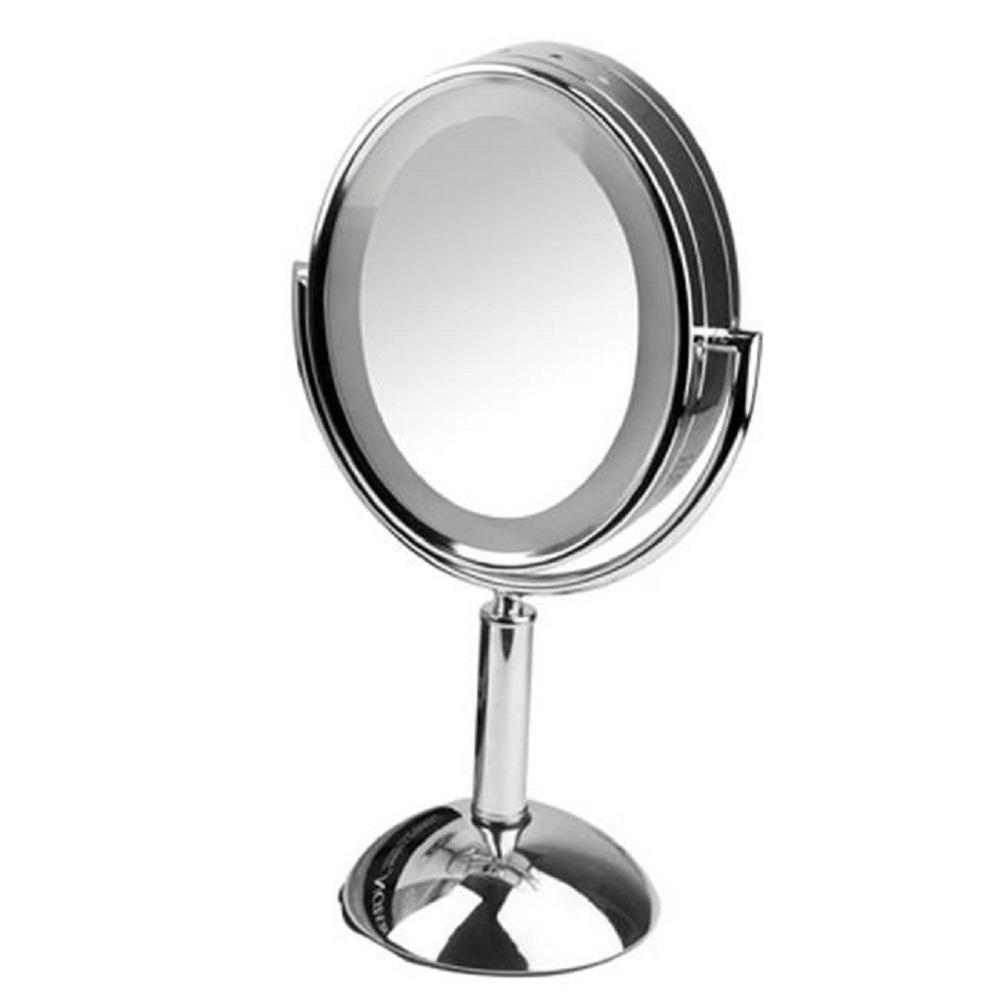 Makeup Mirror Lighted | Conair Lighted Makeup Mirror | Lighted Mirror Walmart
