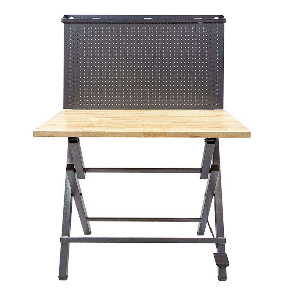 Metal Workbench | Adjustable Metal Workbench Frame | Mechanic Workbench