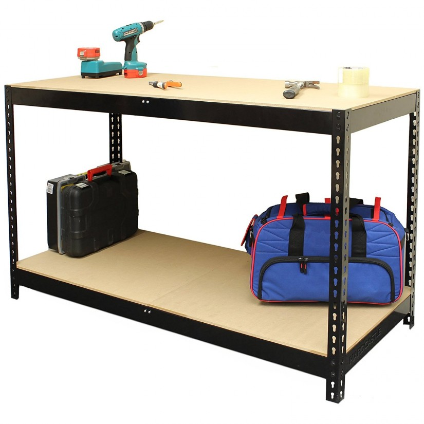 Metal Workbench | Cheap Garage Workbench | Metal Frame Workbench