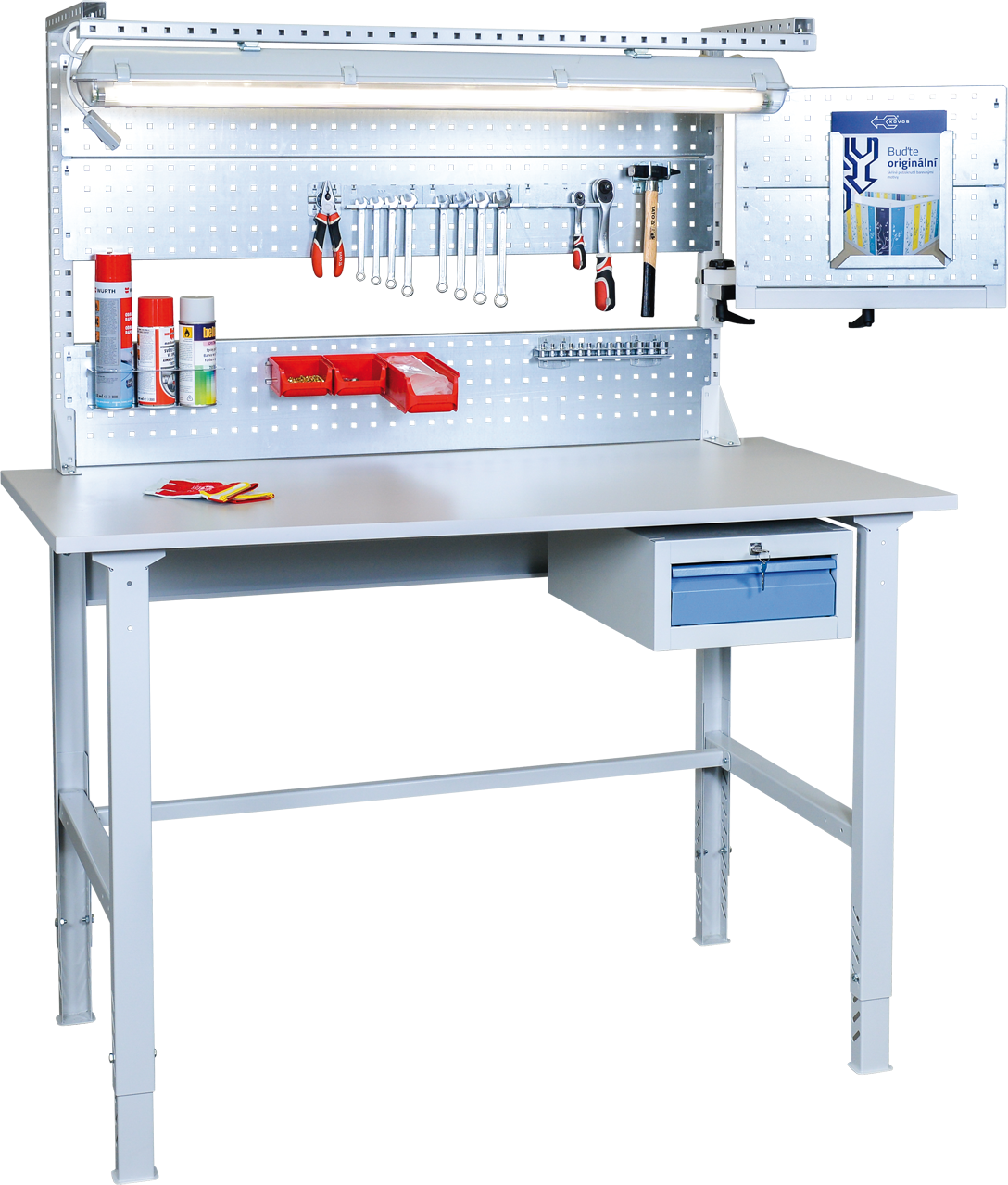 Metal Workbench | Wooden Work Bench Kits | Counter Height Work Tables
