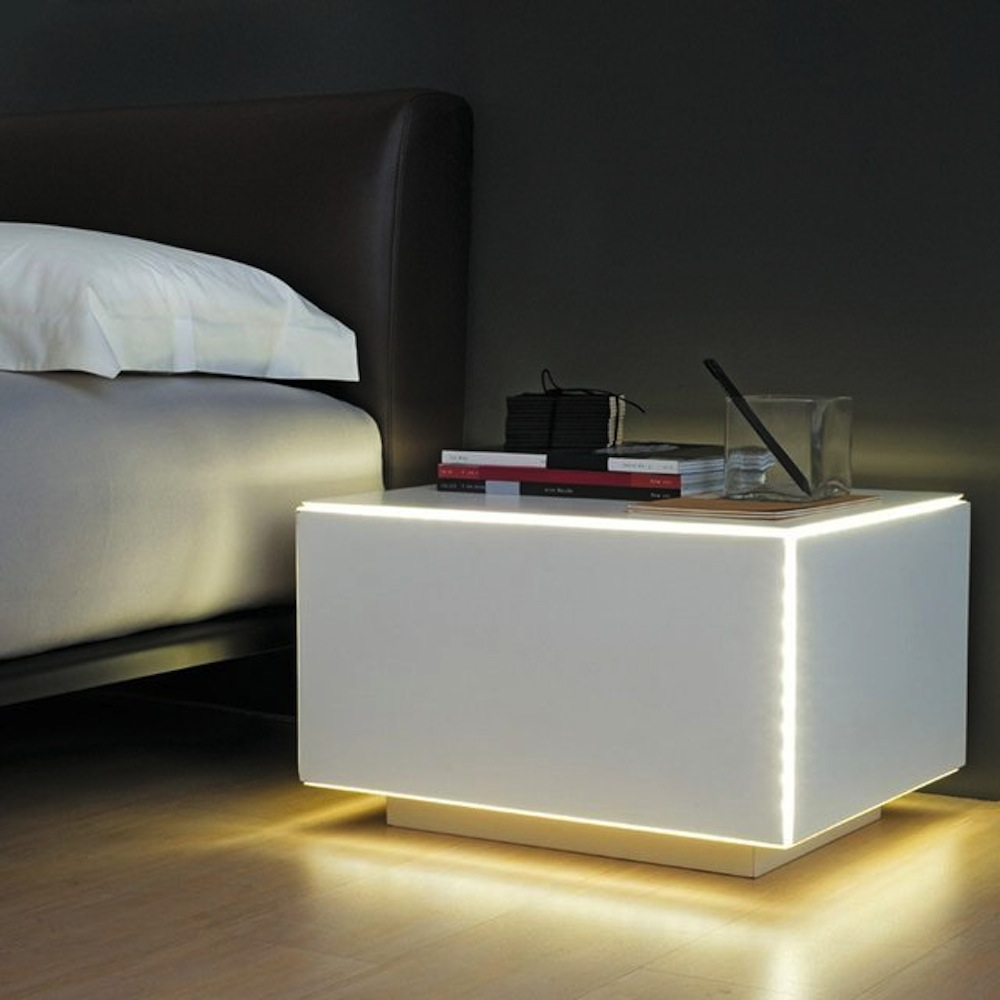 Modern Bedside Tables | Modern Bedside Table Lamps | Retro Nightstands