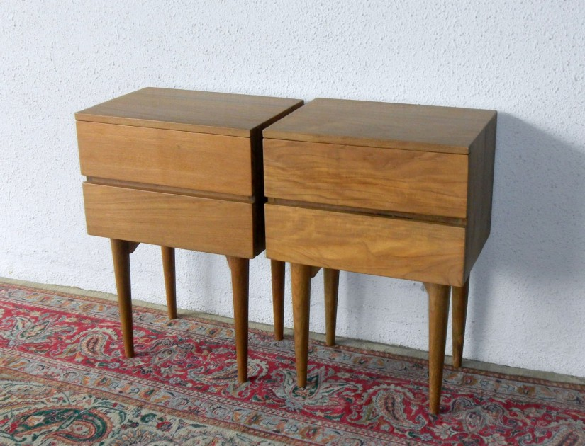 Modern Bedside Tables | Unusual Bedside Table | Retro Nightstands