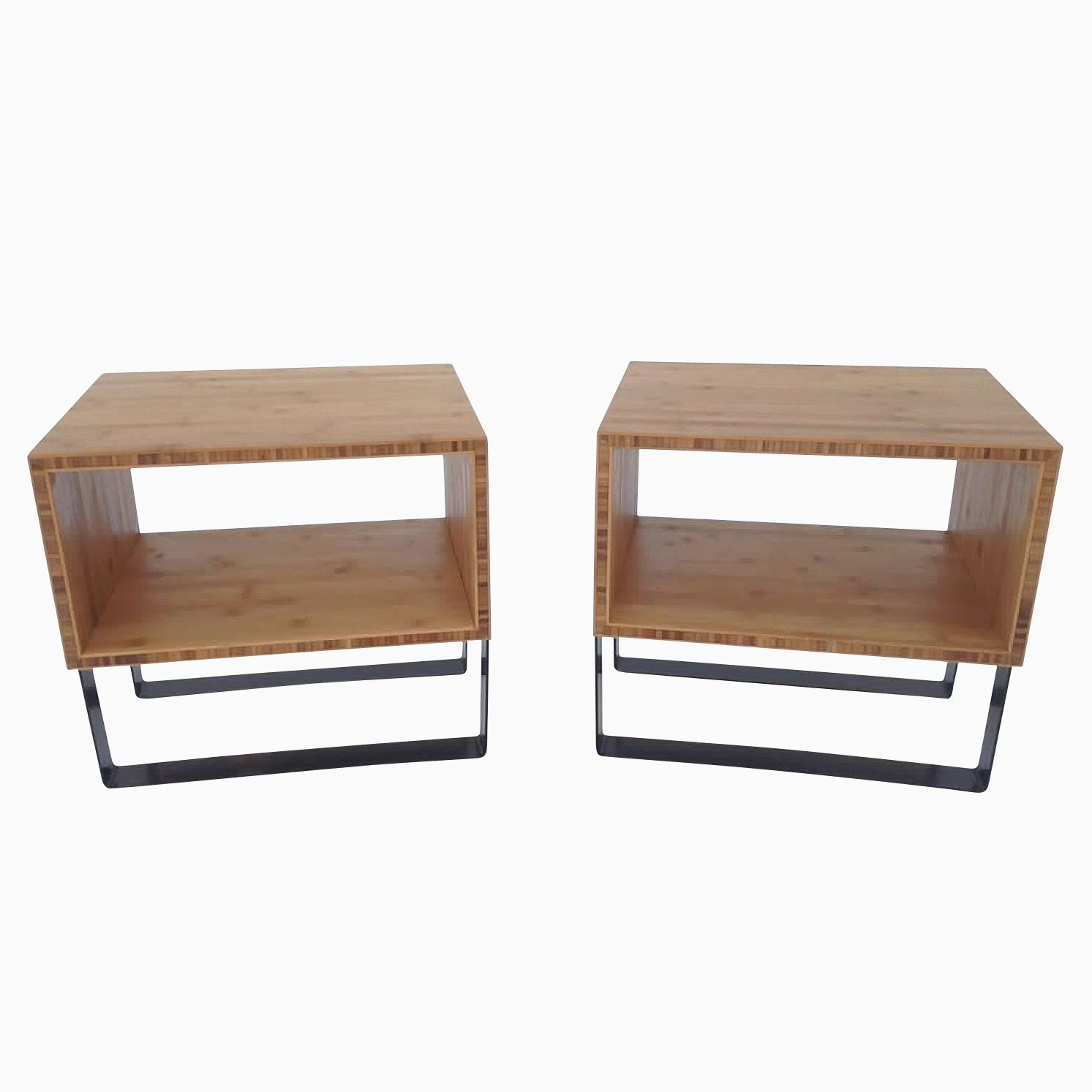Modern Bedside Tables | West Elm Night Stand | Low Bedside Tables