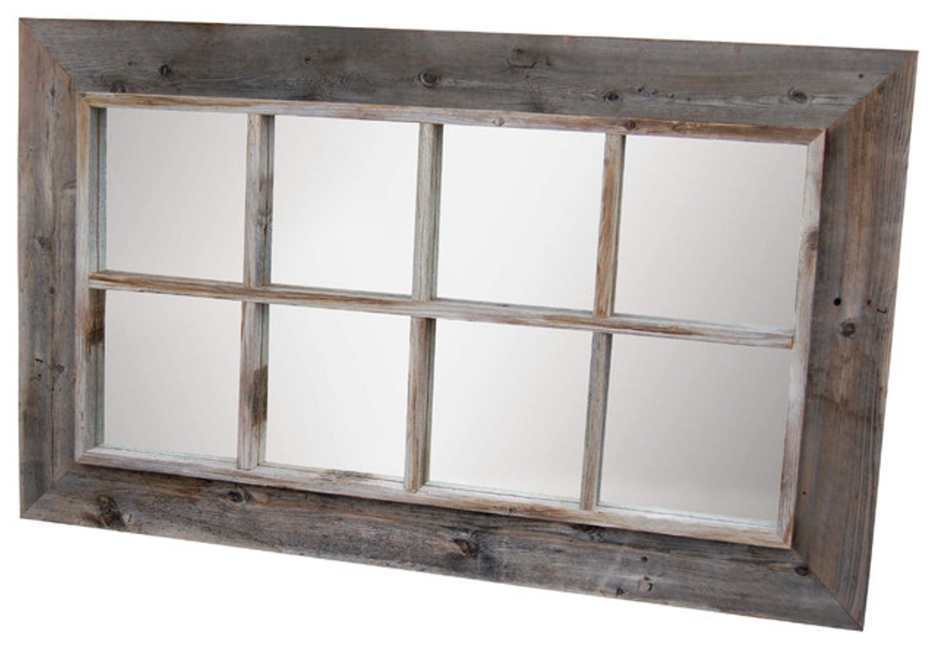 Moroccan Wall Mirror | Windowpane Mirror | Multi Paned Mirror