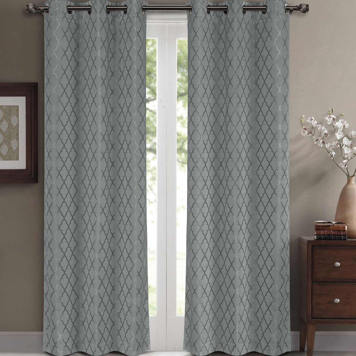 Navy Thermal Curtains | Thermal Insulated Curtains | Insulate Curtains