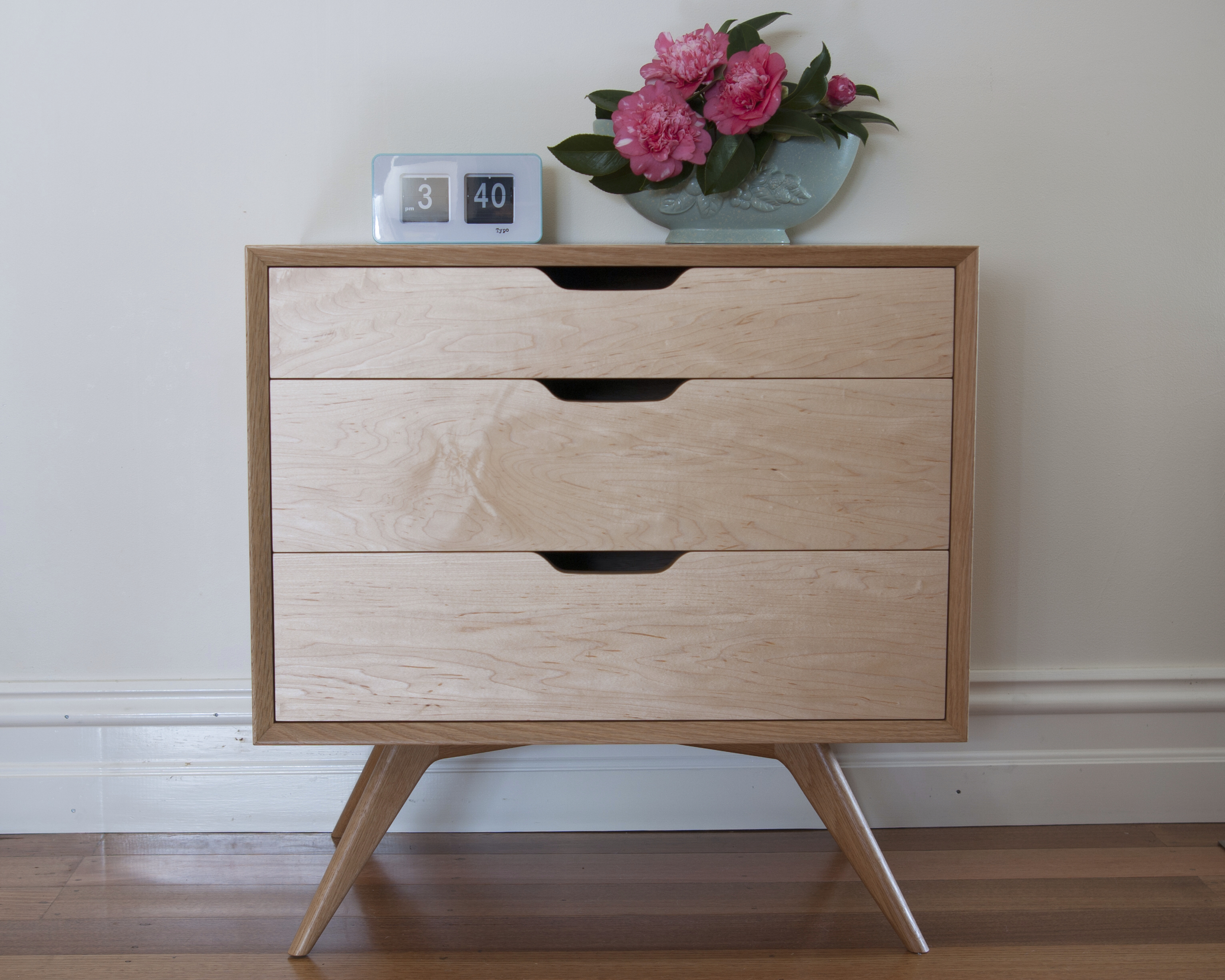 Nightstands and Bedside Tables | Walnut Nightstands | Modern Bedside Tables