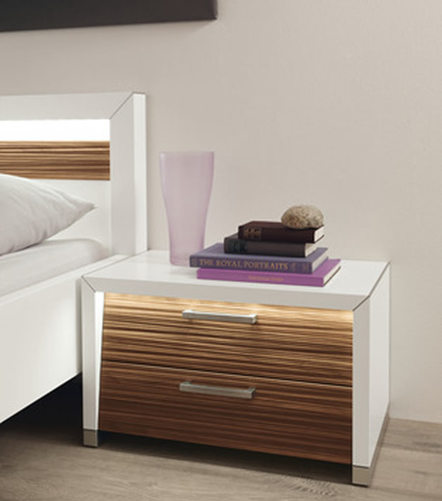Nightstands Canada | Modern Bedside Tables | Slim Bedside Tables