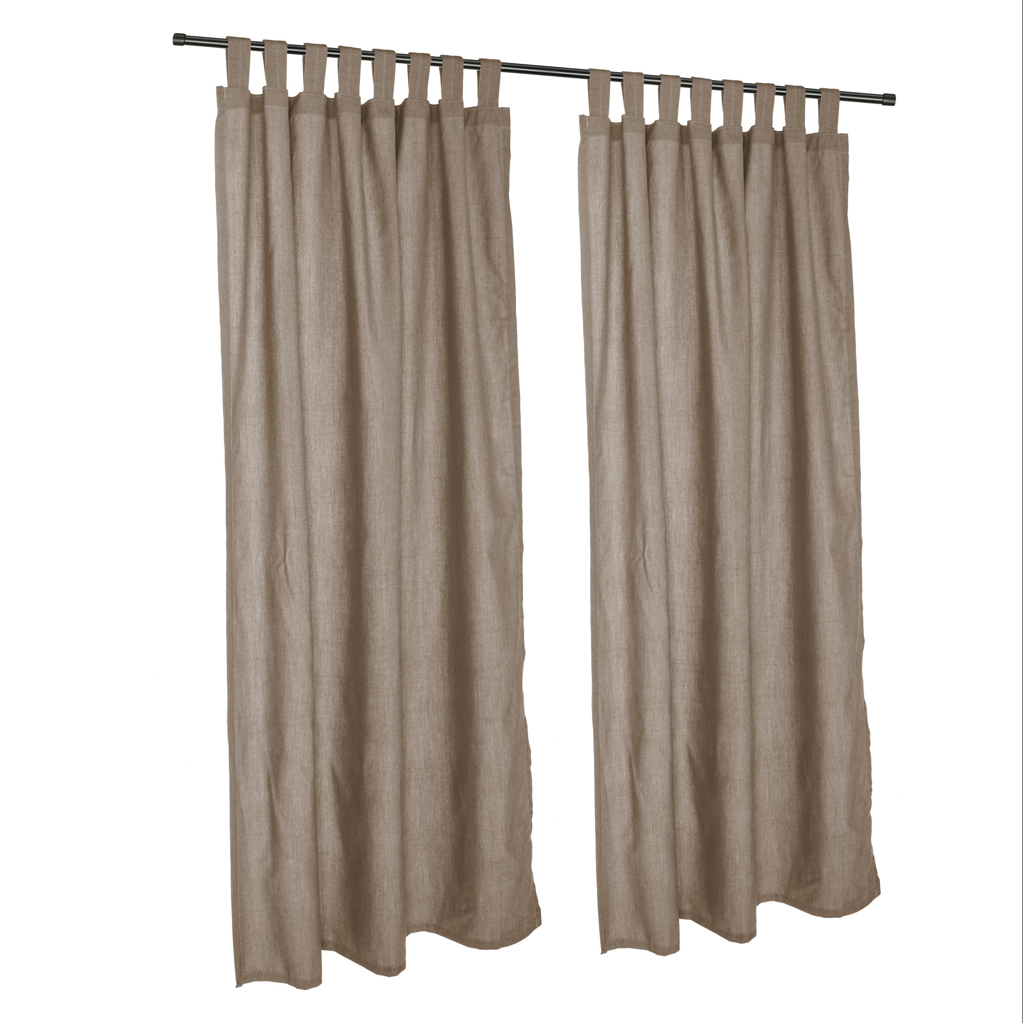 Outdoor Curtains with Grommets | Lowes Draperies | Sunbrella Curtains