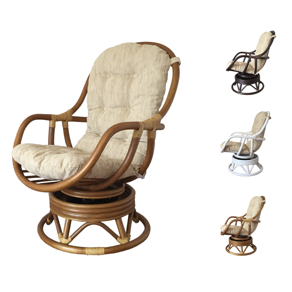 Outdoor Wicker Swivel Rocker | Rocker Cushions Replacement | Rattan Swivel  Rocker