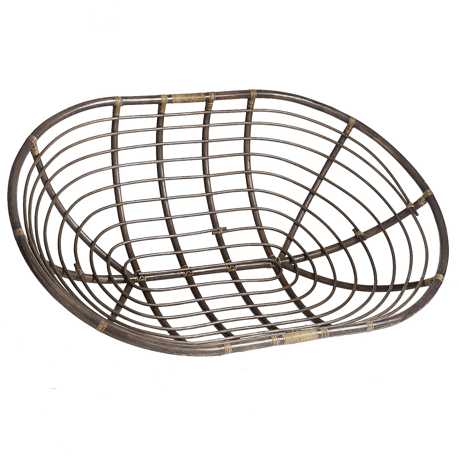 Papasan Swivel Rocker Chair Cushion | Wicker Glider | Rattan Swivel Rocker