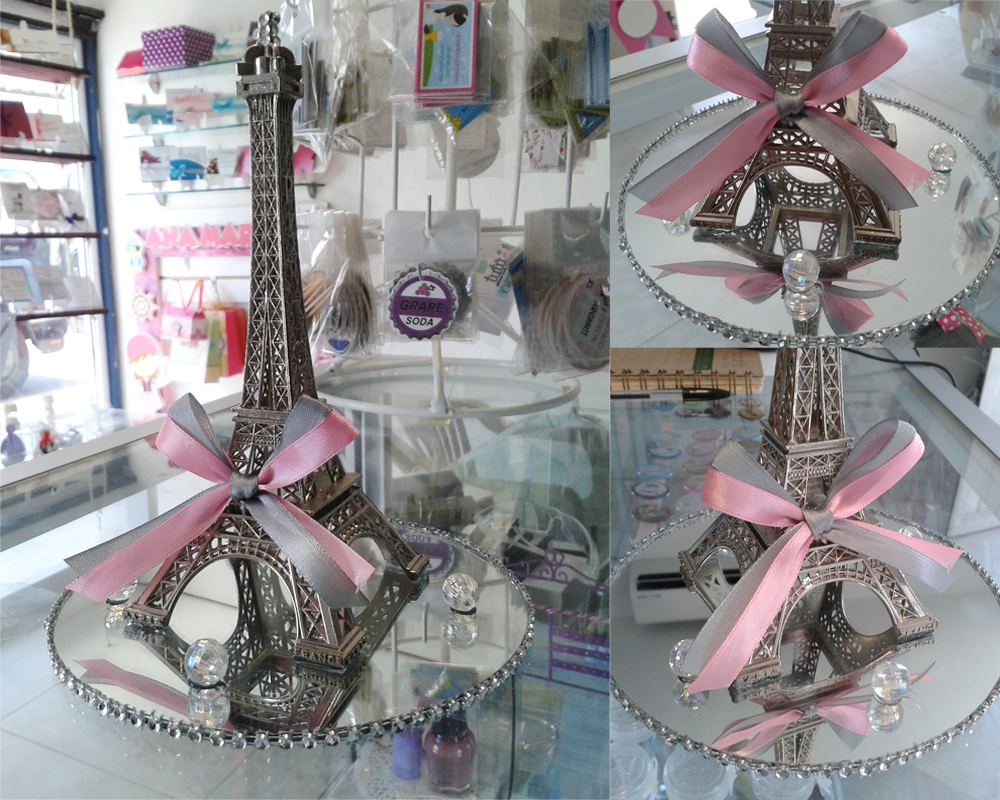 Paper Eiffel Tower Centerpiece | Eiffel Tower Centerpieces | Large Eiffel Tower Replica