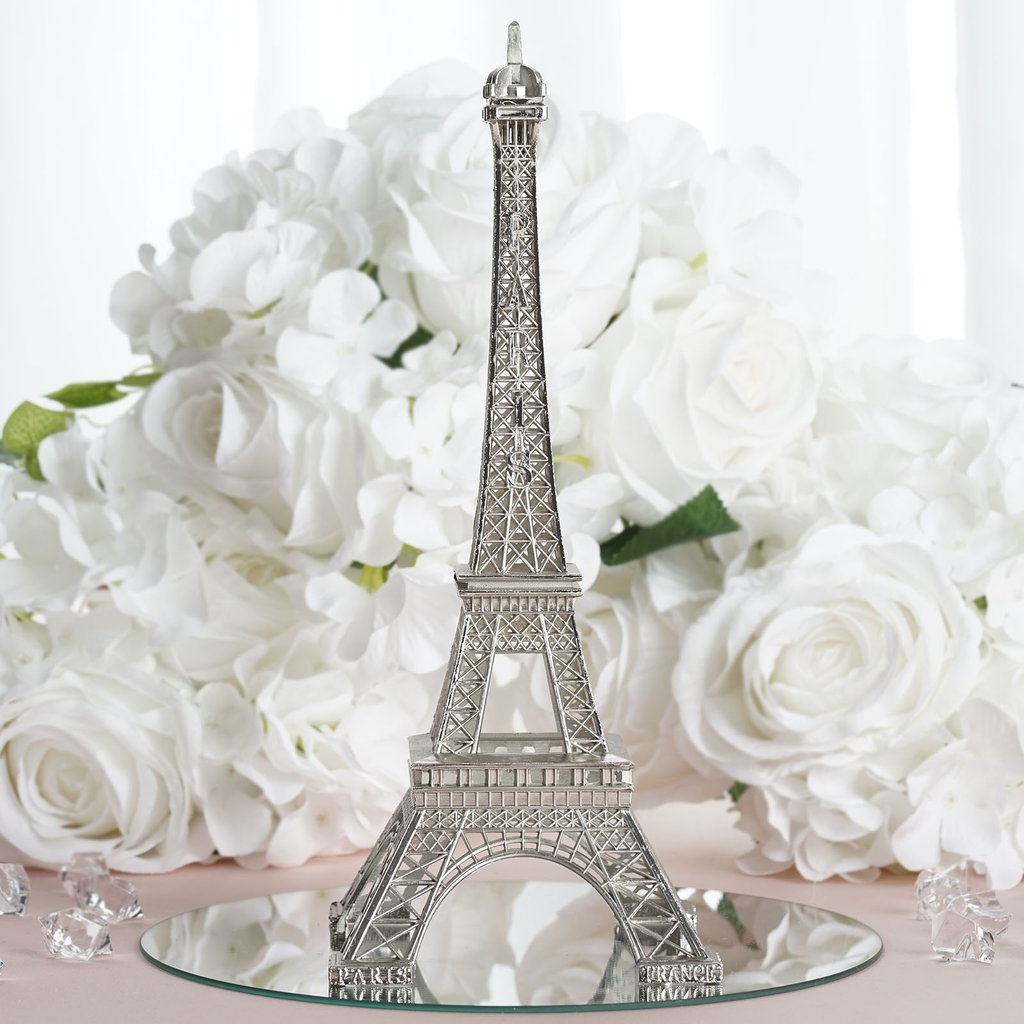 Parisian Centerpieces | Eiffel Tower Centerpieces | Wedding Eiffel Tower Centerpieces