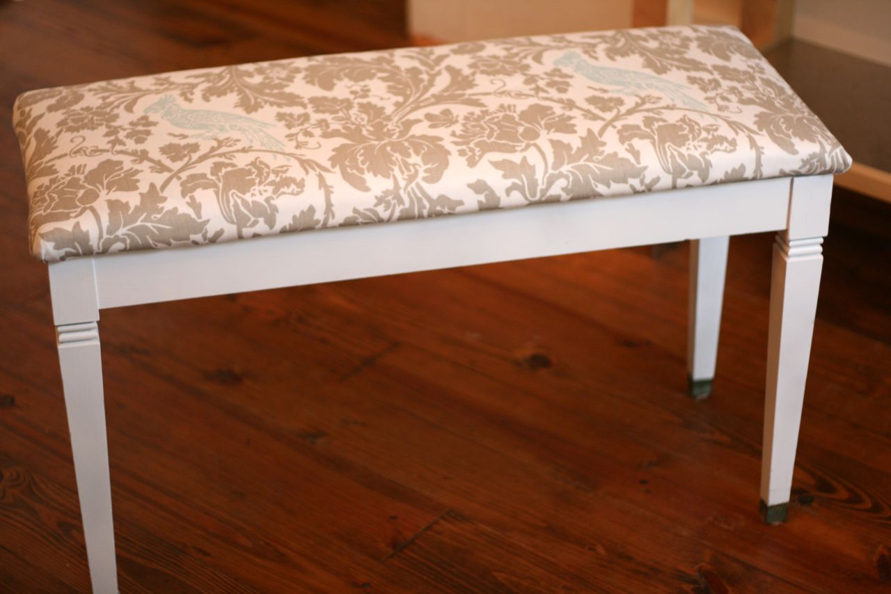 Piano Bench Cushion | Indoor Bench Seat Cushion | Piano Seat Cushion