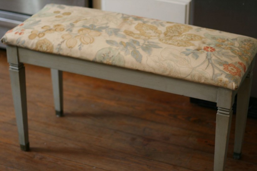 Piano Bench Cushion | Piano Chair | Bench Pad Cushion