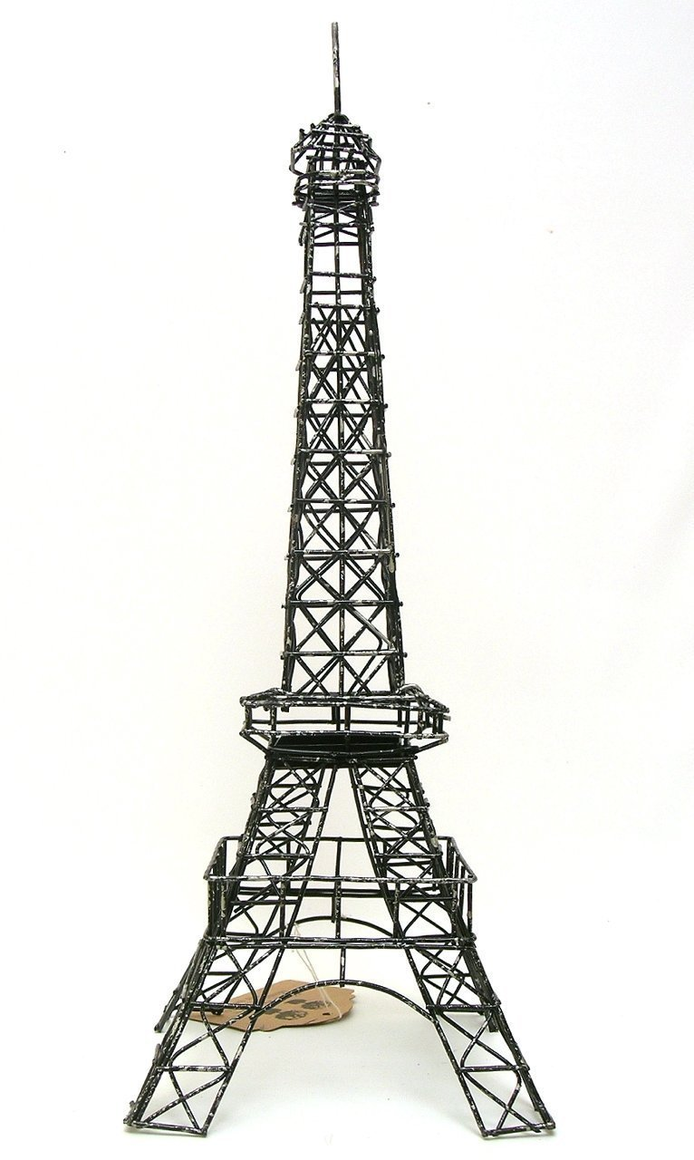 Plastic Eiffel Tower | Eiffel Tower Centerpiece | Eiffel Tower Centerpieces