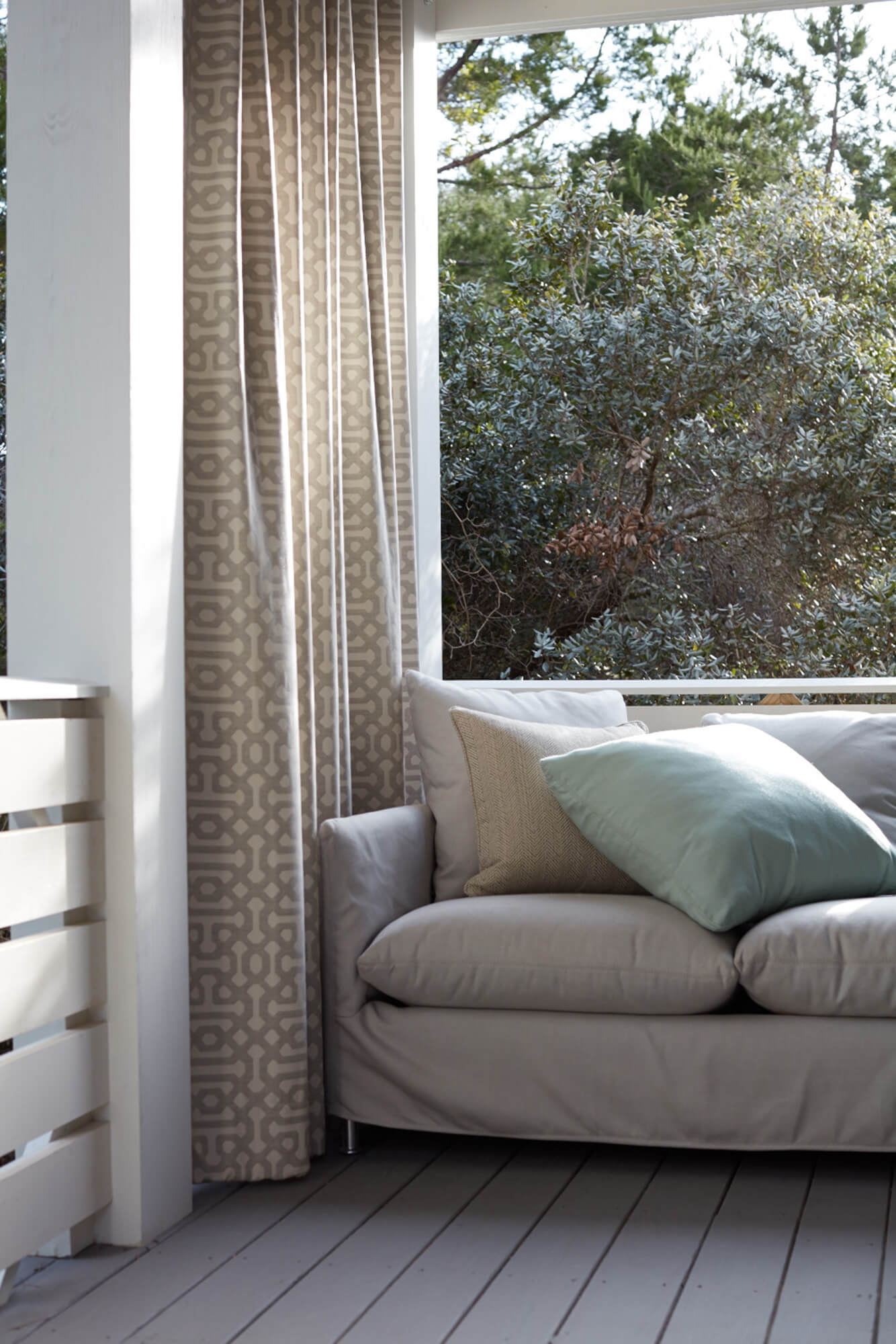 Porch Curtains | Lowes Draperies | Sunbrella Curtains