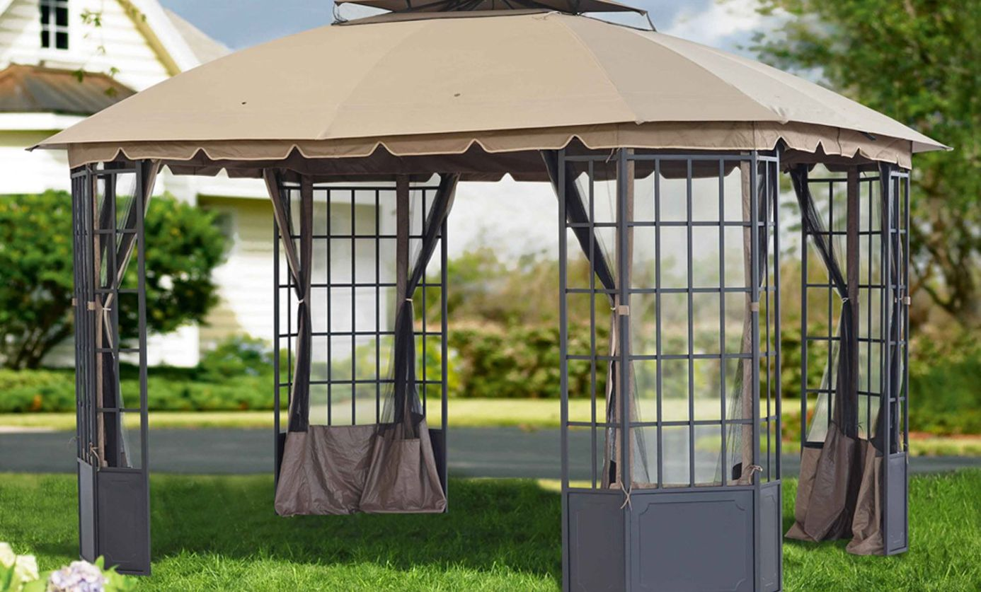 Portable Screen Gazebo | Screened Gazebo | Screened Gazebo