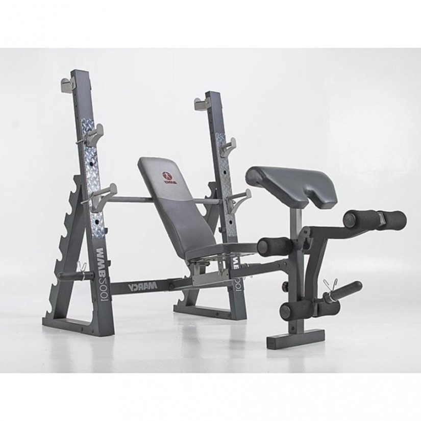 Portable Workout Bench | Weight Lifting Bench Press | Powerhouse Weight Bench
