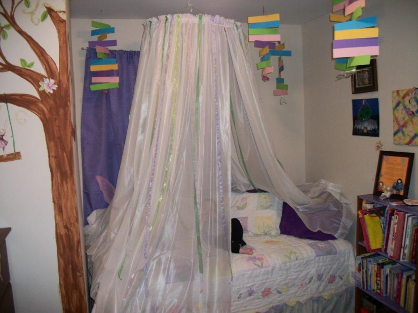 Poster Bed Canopy Curtains   Curtains For Canopy Bed Frame   Canopy Bed Curtains
