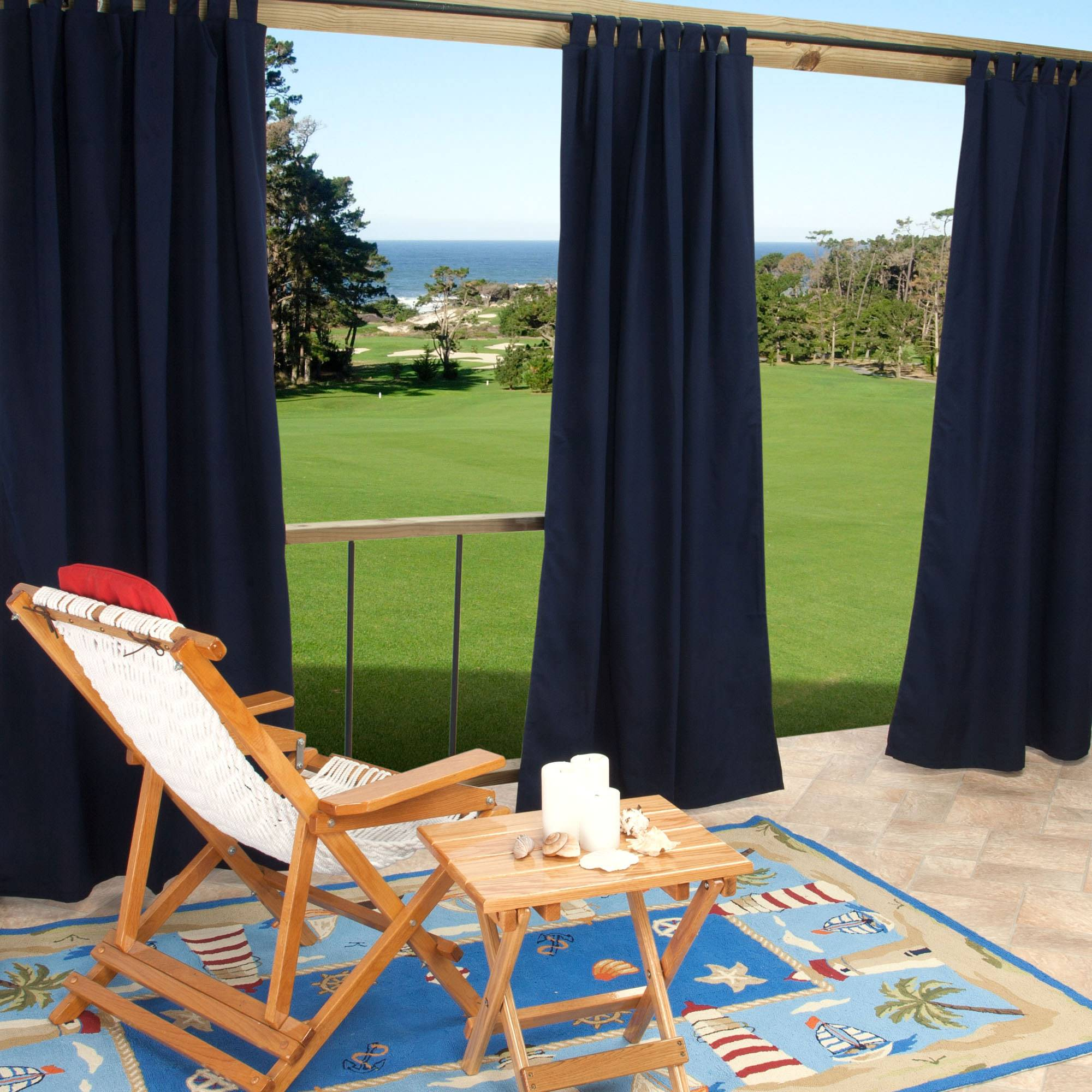 Pottery Barn Outdoor Pillows | Sunbrella Curtains | Sunbrella Cushions for Outdoor Furniture