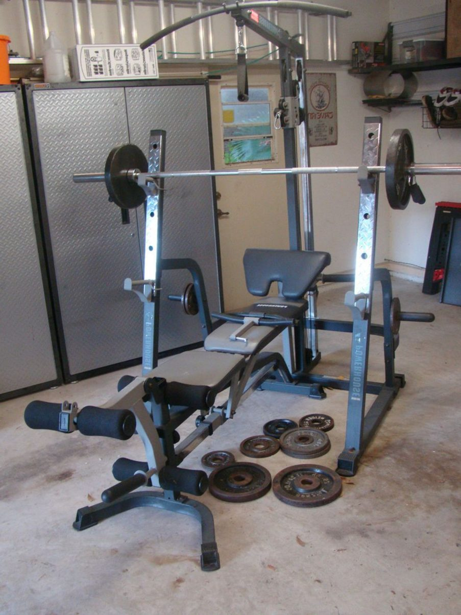 Powerhouse Weight Bench | Used Weight Benches | Tsa Weight Bench
