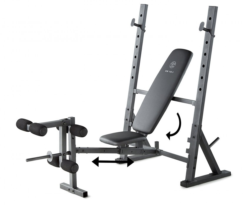 Powerhouse Weight Bench | Workout Benches | Powerhouse Olympic Weight Bench