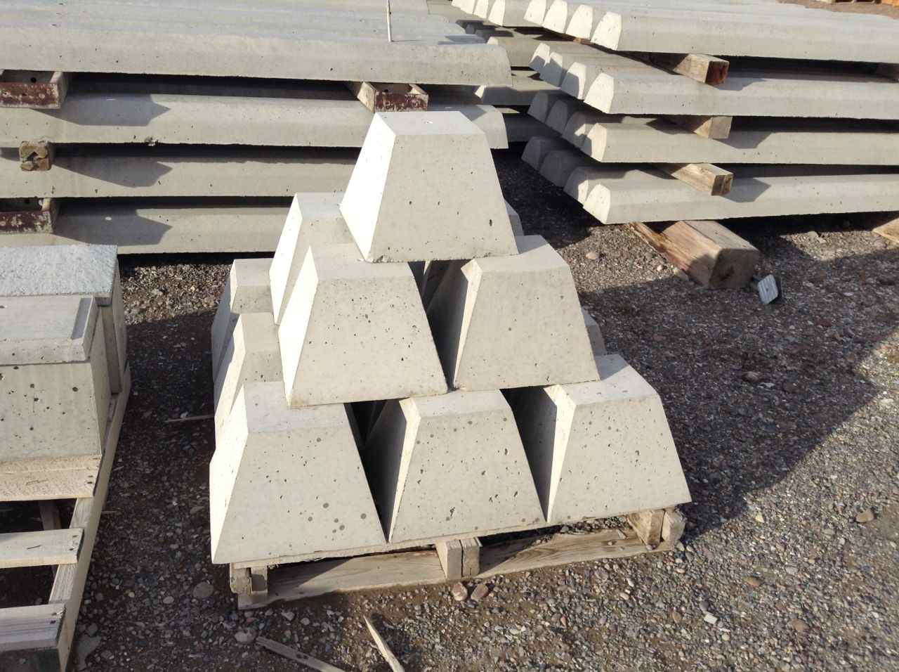 Precast Concrete Piers | Concrete Pier Blocks | Deck Footing Blocks
