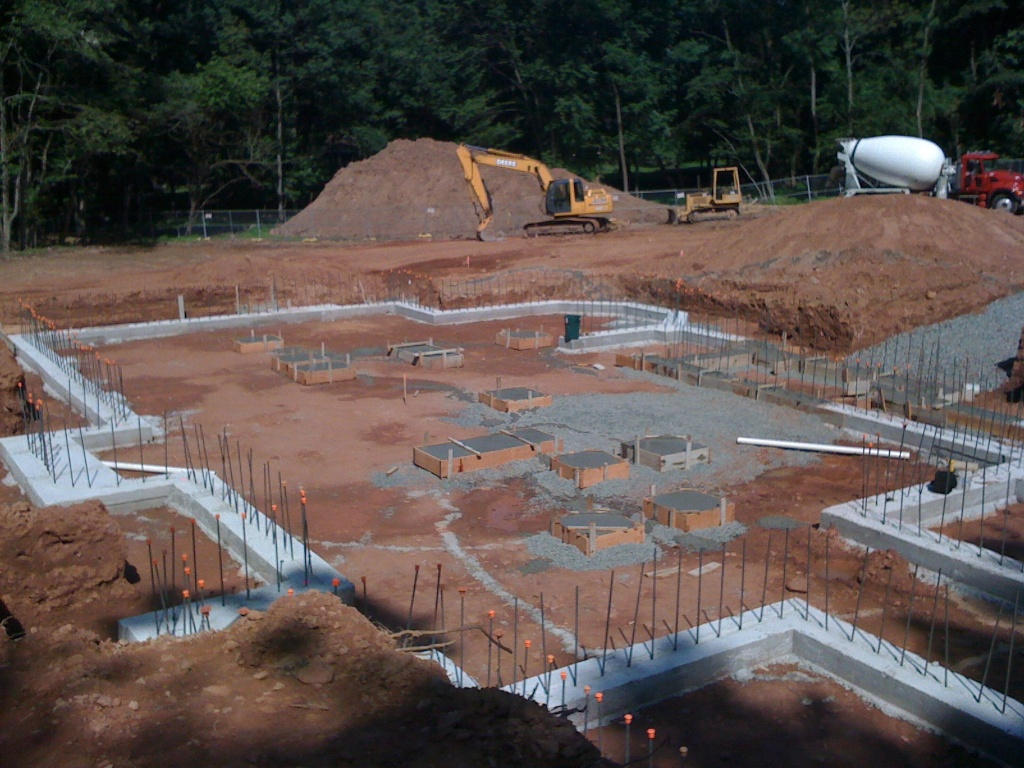 Precast Concrete Piers | Concrete Piers for Deck | Precast Concrete Deck Footings