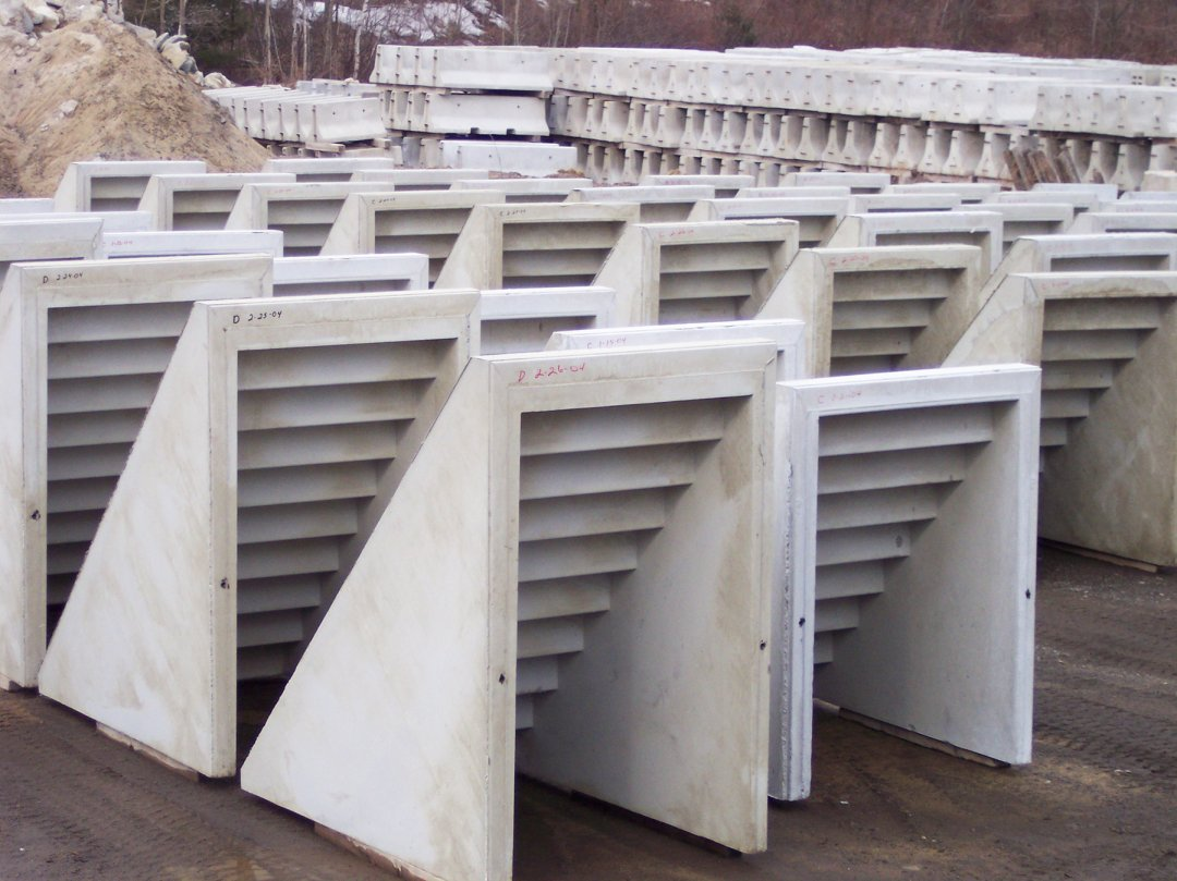 Precast Concrete Piers | Precast Deck Piers | Precast Concrete Footings for Posts