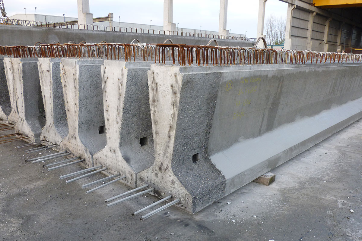 Precast Deck Footings | Precast Concrete Piers | Precast Concrete Post Piers