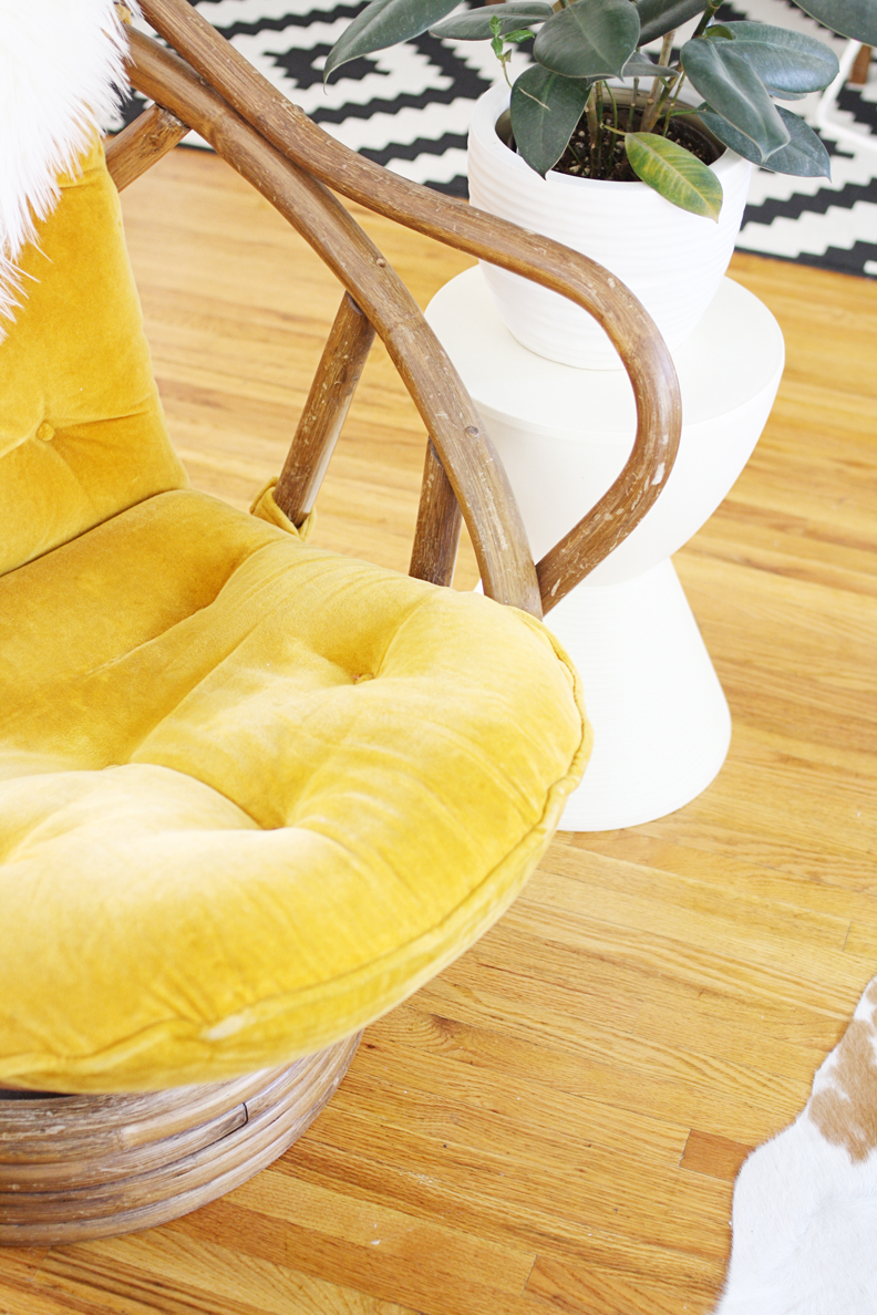 Rattan Swivel Rocker | Rattan Swivel Chair Cushions | Reclining Wicker Chairs