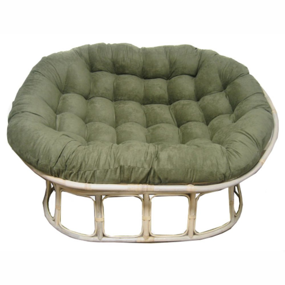 Rattan Swivel Rocker | Swivel Rocker Chair Cushions | Wicker Swivel Rocker Cushions