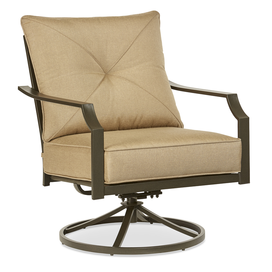 Rattan Swivel Rocker | Wicker Swivel Rocker Chair | Wicker Gliders