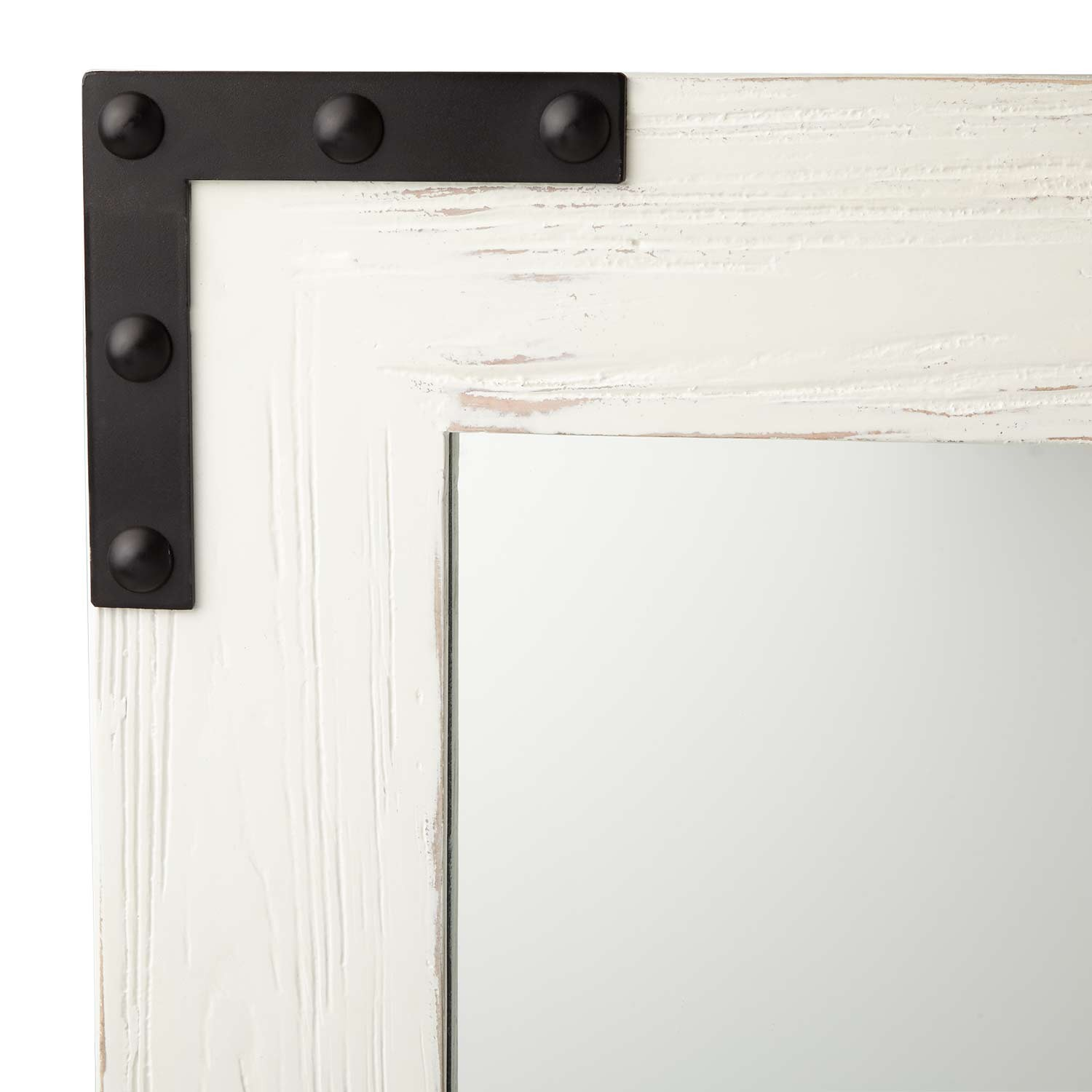 Reclaimed Wood Mirror | Large Quatrefoil Mirror | Framed Mirrors at Kirklands