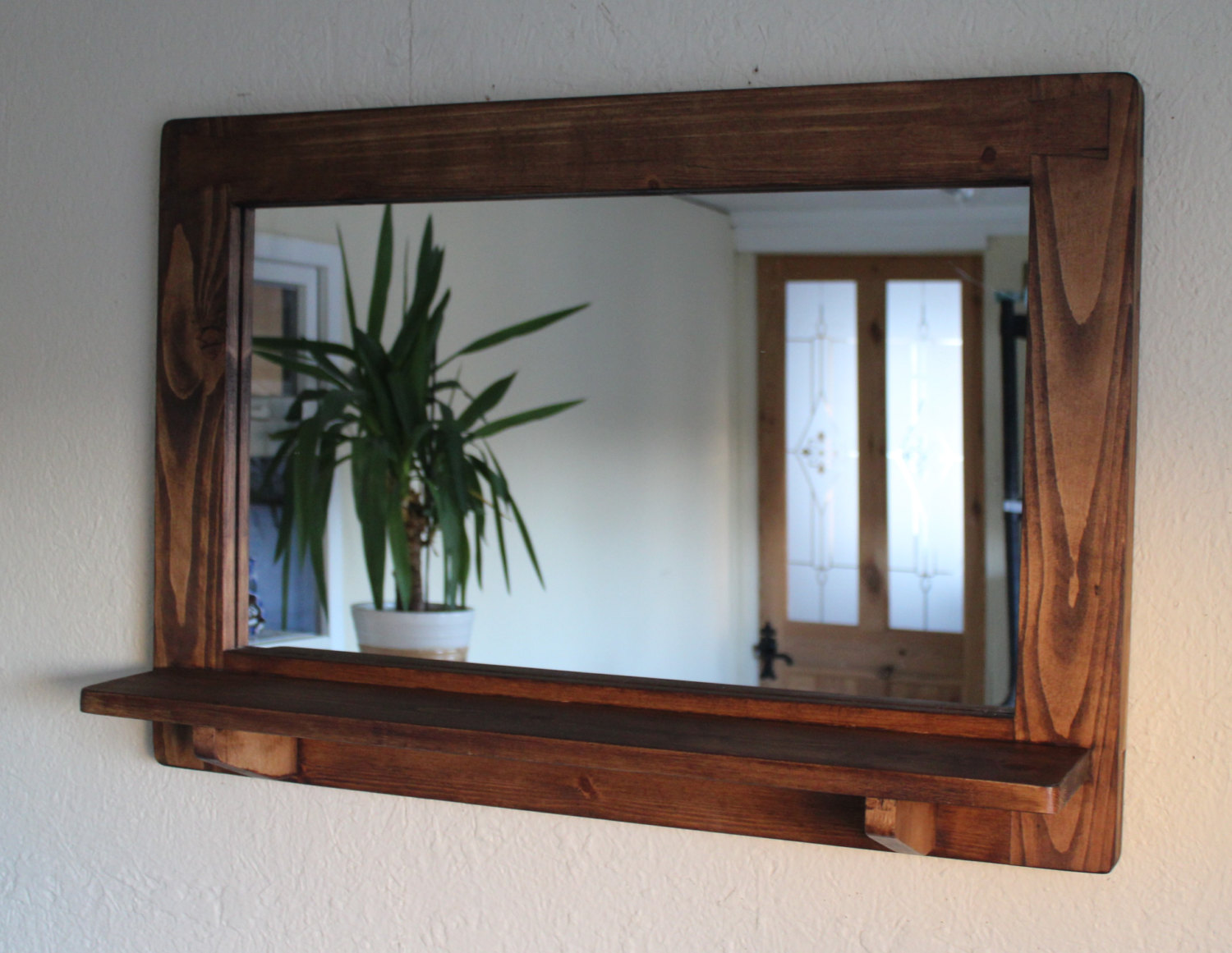 Reclaimed Wood Mirror | Lowes Reclaimed Wood | Framed Mirrors at Kirklands