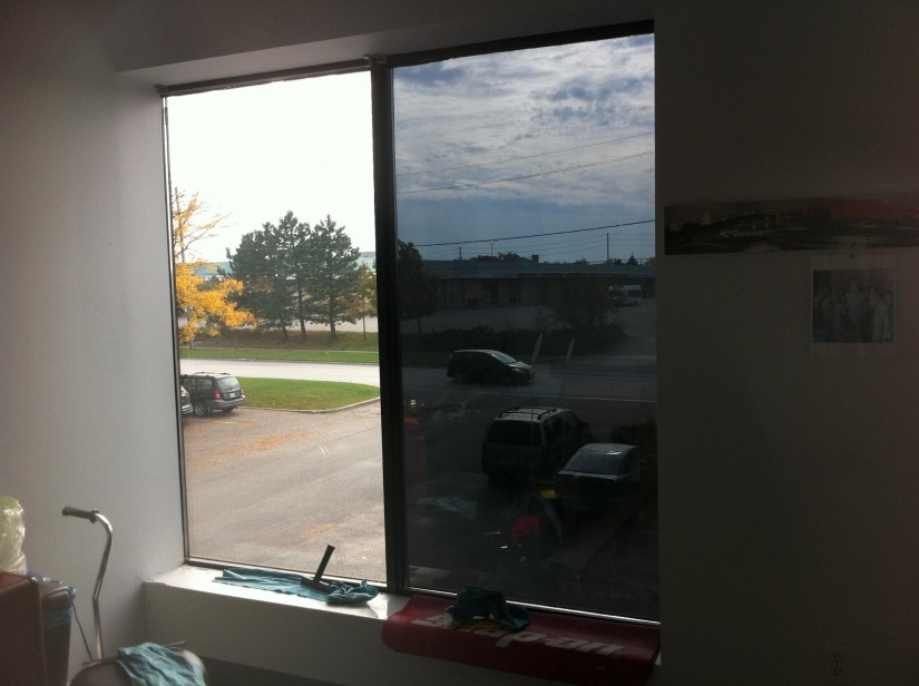 Reflective Window Film Privacy | Static Cling Window Film Lowes | Gila Privacy Window Film