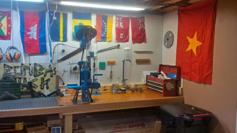 Reload Bench Plans | Reloading Benches | Reloading Benches Pictures