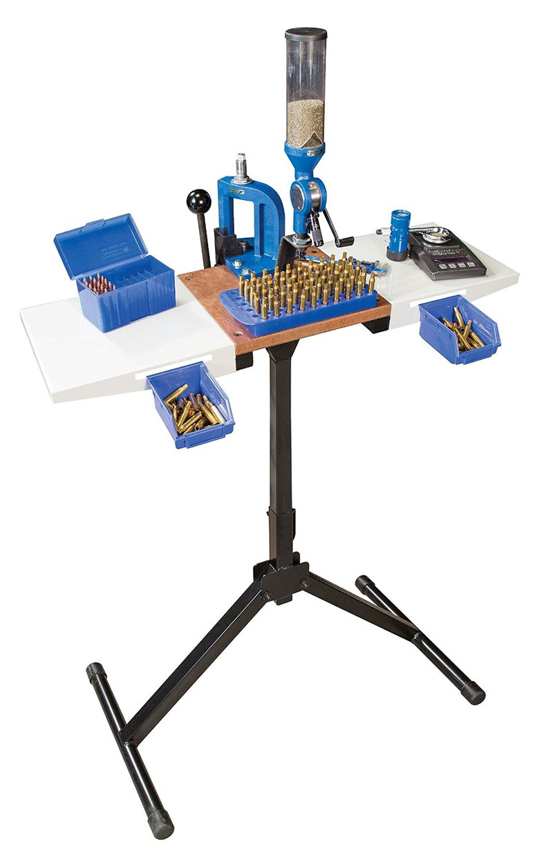 Reloading Bench Stool | Building Reloading Bench | Reloading Benches