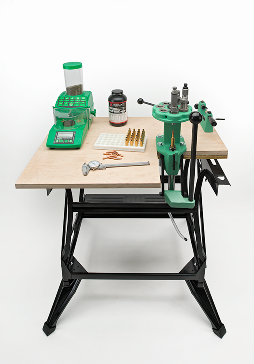 Reloading Benches | Reload Bench Plans | Reloading Table Plans