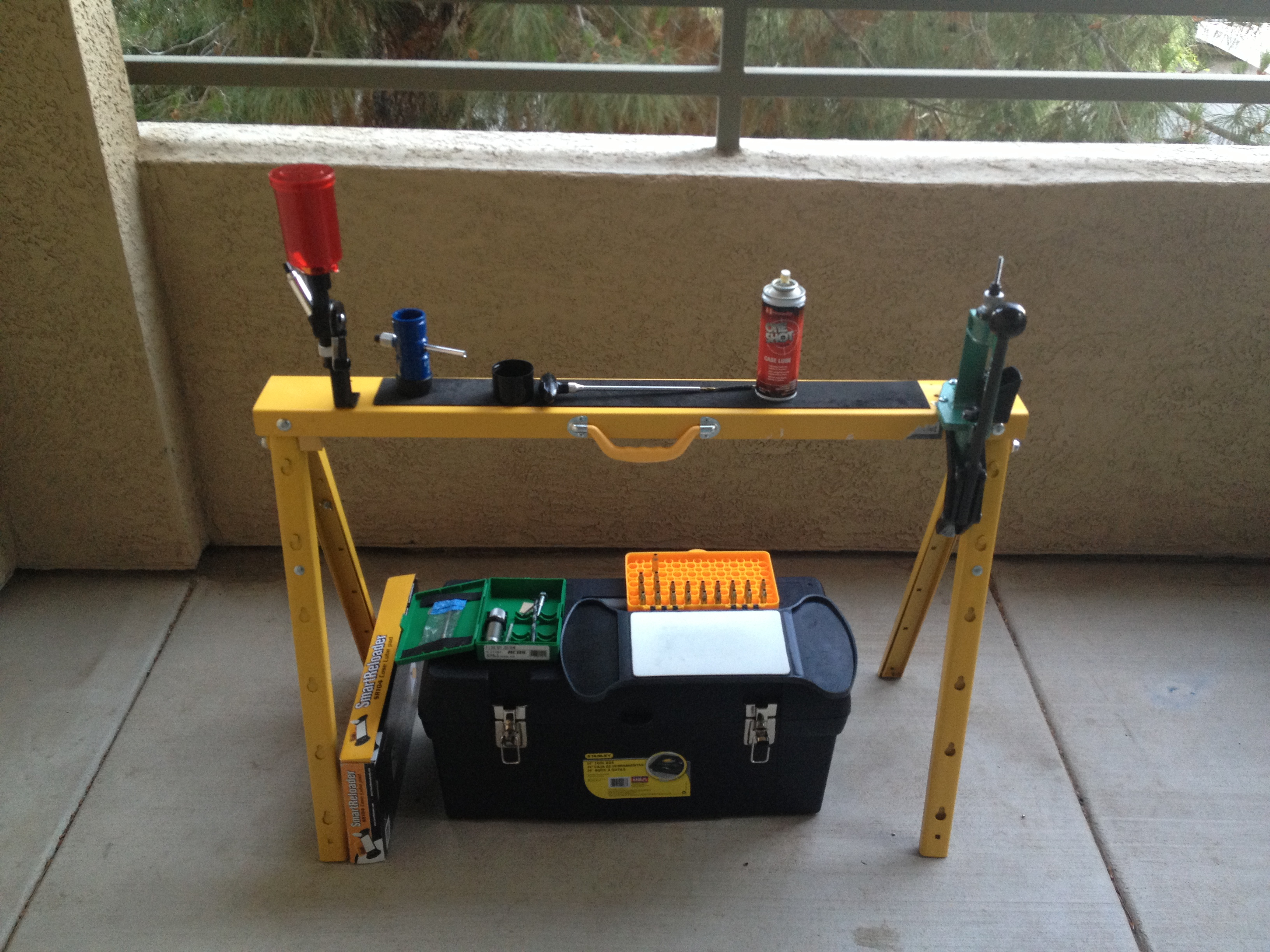 Reloading Benches | Reloading Bench Ideas | Reloading Benches