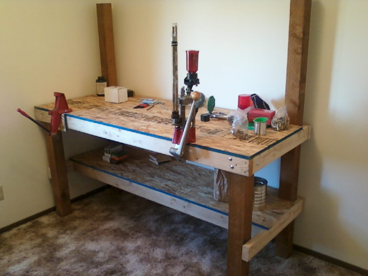 Reloading Benches | Reloading Desk | Reloading Table for Sale