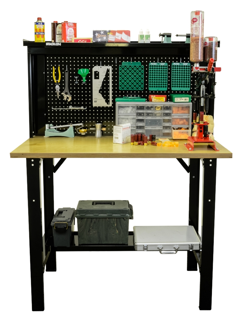 Reloading Benches | Stack On Reloading Bench | Reloading Bench Kit